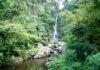 Una cascada en el Paraíso